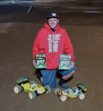 JBRL Round 3: Cody King TQs And Wins Both 1/8 Buggy And Truggy