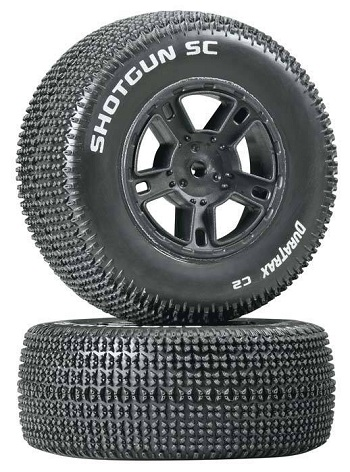 Sneak Peek: DuraTrax Short Course Tires And Wheels