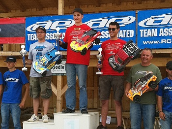 European Short Course Masters: Team Durango Finishes 1-2-3-4 In 4WD SC Class