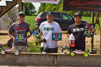 GLORCS Race At The Barn Yard: TLR Wins