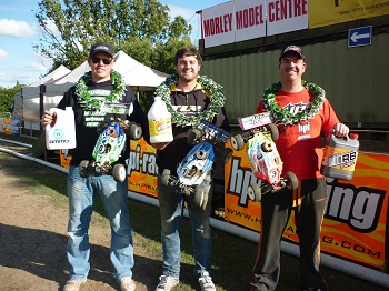 BRCA 1/8 National Round 4 At Wakefield: TLR's Darren Bloomfield Wins
