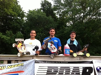ROAR Region 2 Off-Road Series Round 2: Jamie Grayek And JConcepts Wins