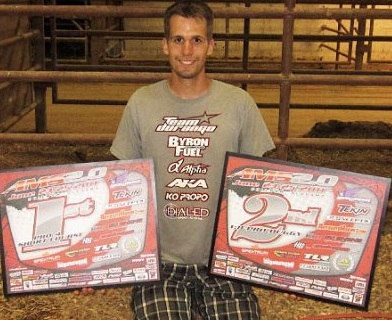 Alabama Manufacturer's Shootout: Team Durango Wins Pro 4 Short Course, 2nd In Pro 1/8 Nitro Buggy