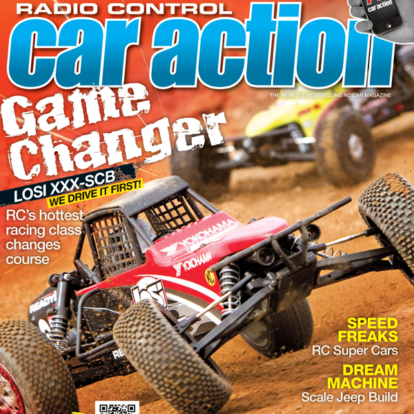 Radio Control Car Action August magazine on sale today.  Check out some photos from the issue!