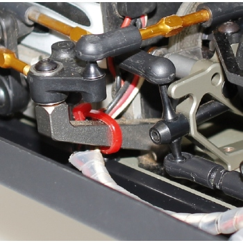 Team Durango DNX408 Option Parts
