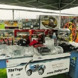 Tekin Sponsors Charity Food RC Race