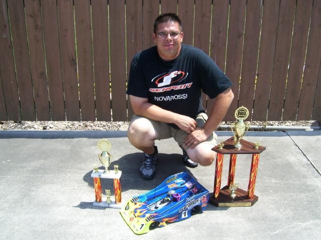 Texas Biggie In Rendon, Texas: Serpent's Jeremy Cupps Wins