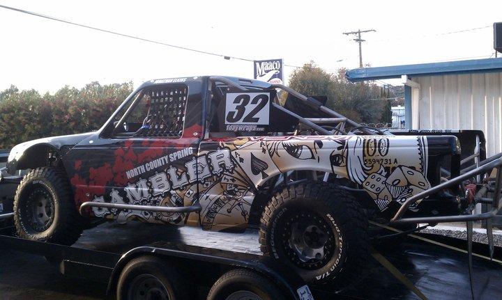 Venom's Full Size Short Course Truck