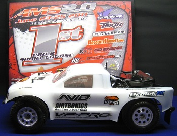 Alabama Manufacturer Shootout: Viper RC Wins Pro 2 SC Class