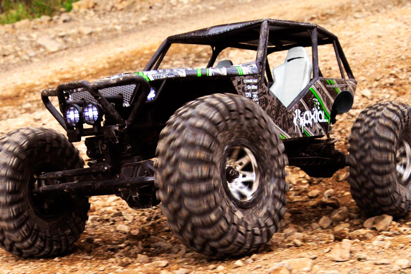 Axial West Coast Challenge 2011–Live Coverage