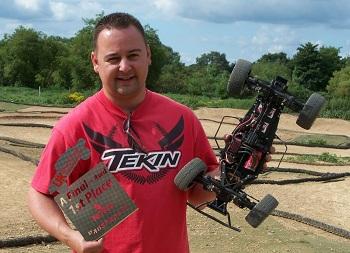 UK Short Course Nationals: Tekin's Stuart Harlow Wins