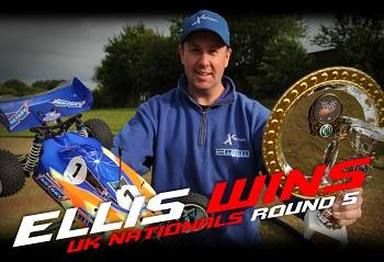 UK Nationals Round 5: Ellis Stafford Wins