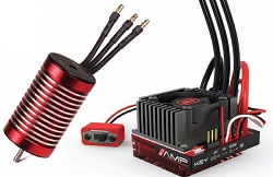 Venom V550 4200Kv And 80A Waterproof ESC Combo For 4WD Short Course Trucks