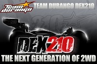 Team Durango DEX210 2WD 1/10 Off-Road Buggy Kit