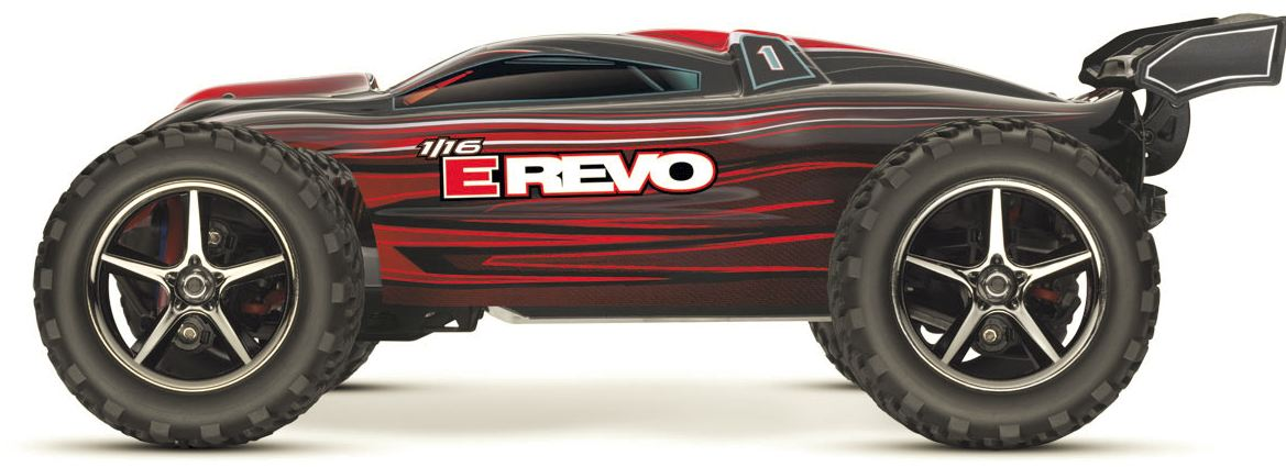 Traxxas RTR 1/16 E-Revo Brushed Version
