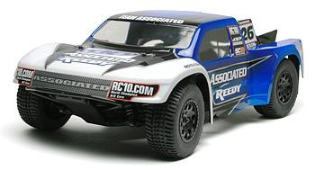 Team Associated SC10 Contender Body
