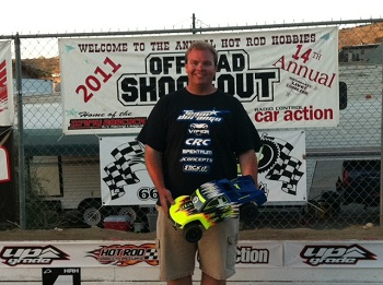 Hot Rod Hobbies 2011 Shootout: JConcepts And Billy Fischer Win 4X4 SCT Class