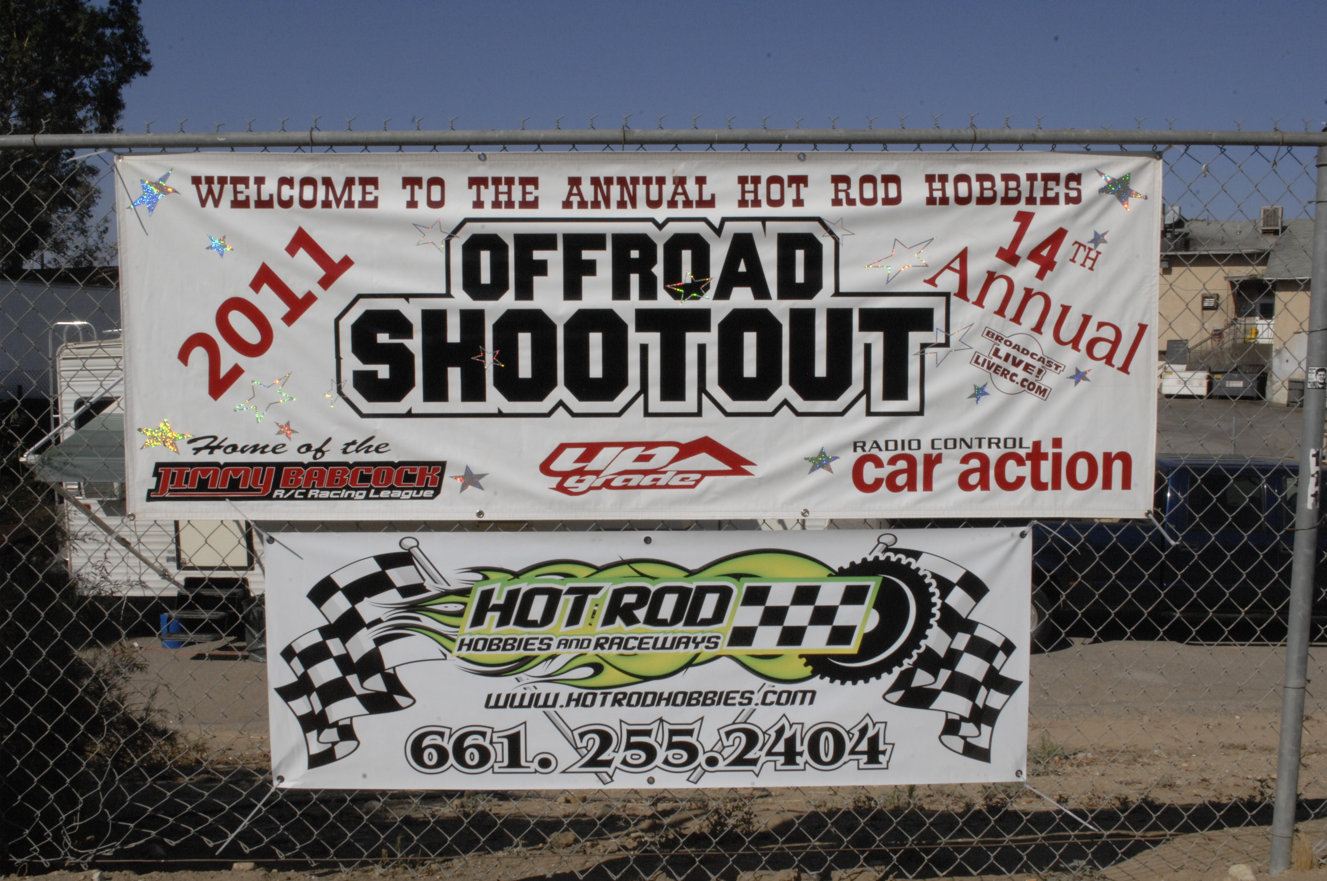 Hot Rod Hobbies Shootout
