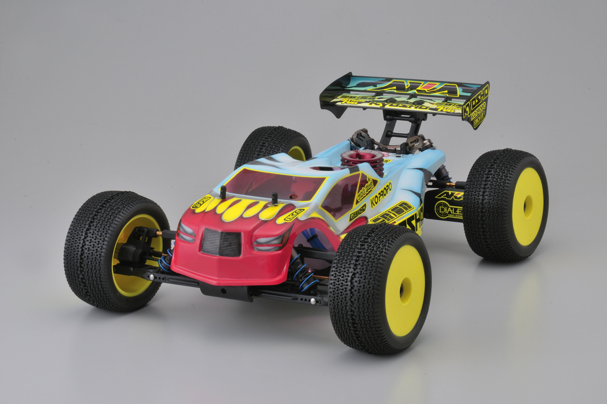 Kyosho Inferno ST-RR EVO Truggy Kit