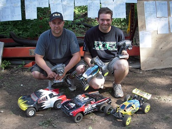 1st Annual Canada Day All Electric Championships: TLR Sweeps All Classes