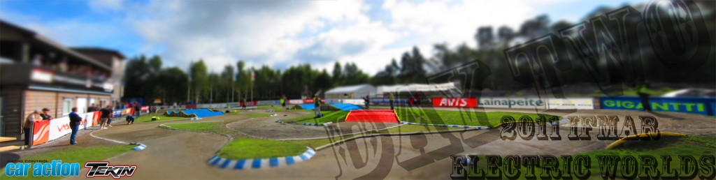 IFMAR 1/10- Scale Electric Off-Road Worlds, Day 2