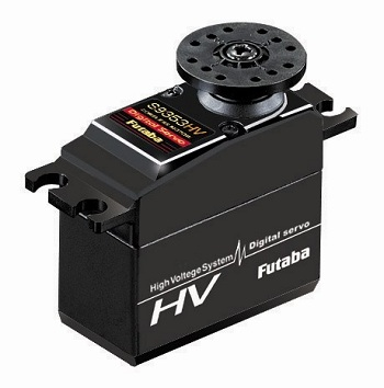 Futaba S9353HV High Voltage HT/HS Servo