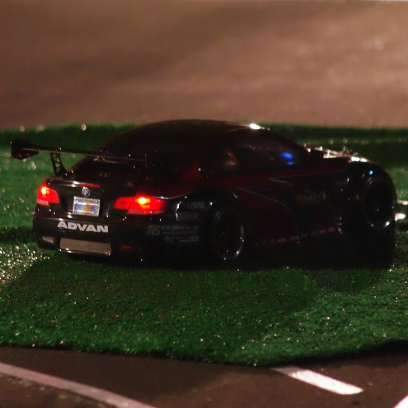 Limited Traction takes one-two in Hyper Drift night comp