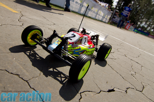 IFMAR 2WD WORLD CHAMPION CROWNED