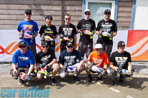 IFMAR 1/10-Scale 2WD Electric Off-Road A-Final Drivers