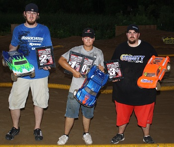 2011 Midwest Short Course Nationals: VP-Pro Wins 2WD Modified