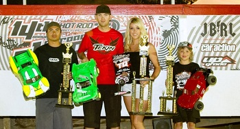 Hot Rod Hobbies 2011 Shootout: Tekin Wins Sportsman SC, 2nd In Mod Buggy & Pro 4 SC