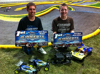 Summer Indoor Nationals: JConcepts Wins 4WD Modified Buggy And 2WD SC