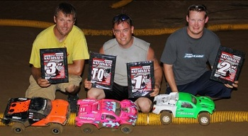 2011 Midwest Short Course Nationals: JConcepts Wins 2WD Stock And 4WD Modified