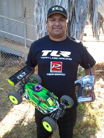 Nor-Cal Series Round 4: TLR TQs And Wins 1/8 Buggy And Truggy