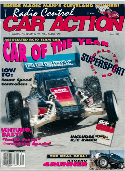 Classic RC Car Action – Associated RC10