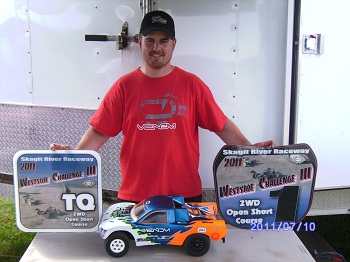 Northwest Championship Tour: Venom Gambler Wins 2WD Open Short Course