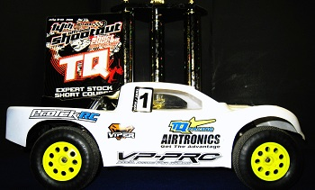 Hot Rod Hobbies 14th Annual Shootout: TQ Racing's Andrew Smolnik TQs And Wins Expert 17.5 SC