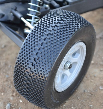 Panther Short Course Raptor Tire