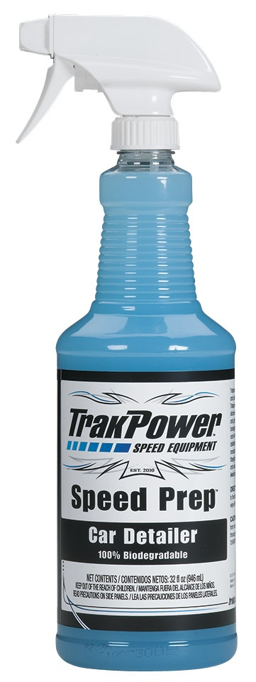 TrakPower Speed Prep Car Detailer
