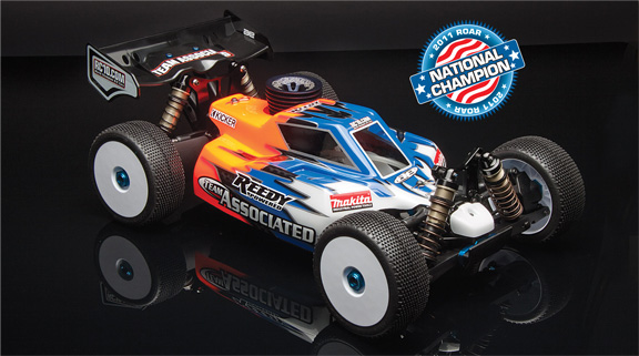 Team Associated Factory Team RC8.2 Finally Released!