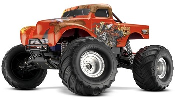 Traxxas Captain's Curse RTR Monster Truck
