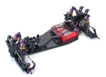 Schumacher Cougar SV Dirt Spec Conversion