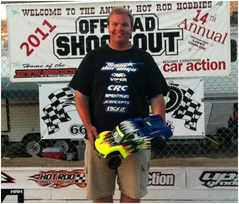Hot Rod Hobbies 14th Annual Shootout: Viper RC Wins With New VSTXL 5.5 550 Motor