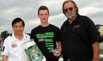 Young Racing Sensation Yannic Prumper Joins Team Thunder Power RC