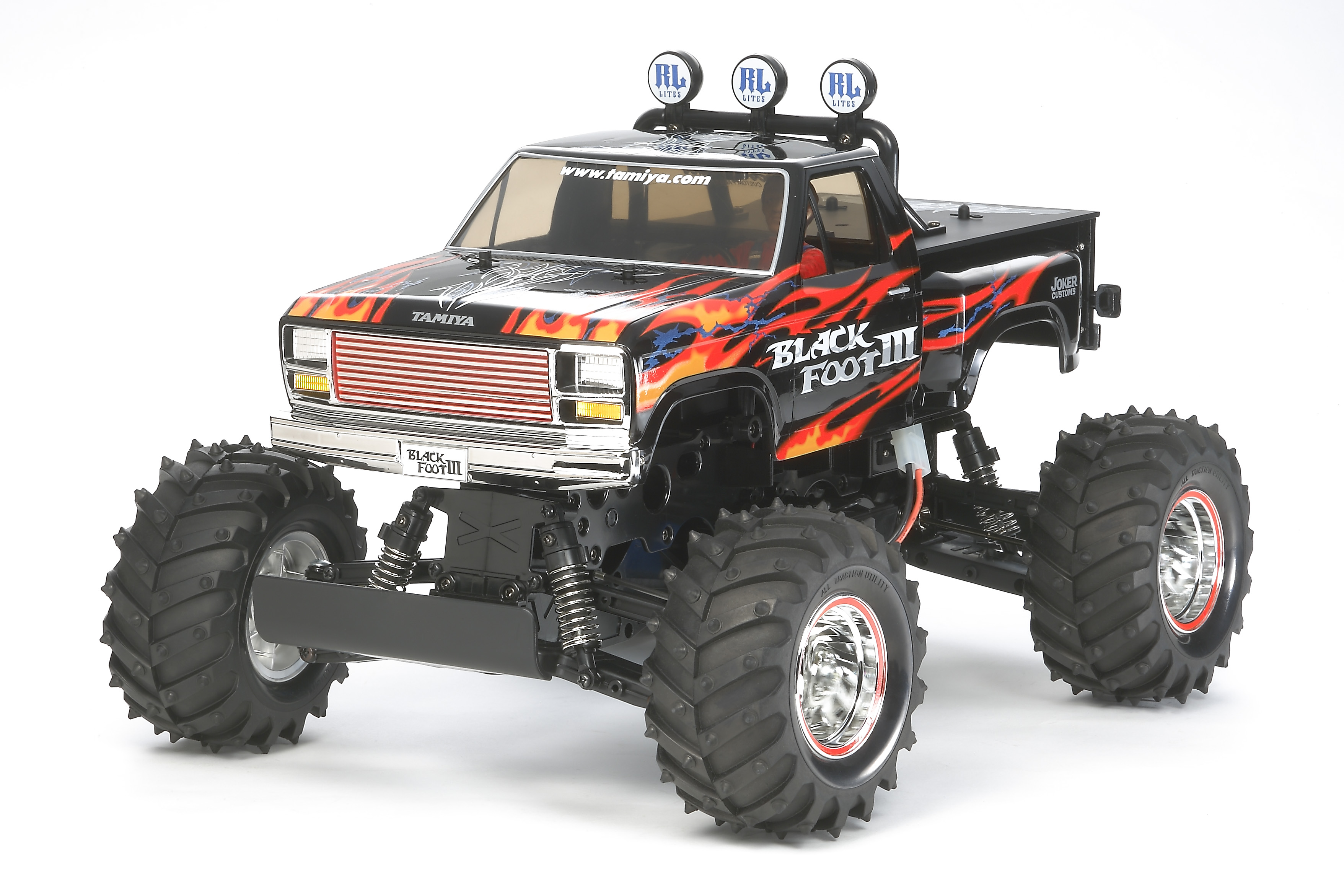Tamiya Blackfoot III–EXCLUSIVE INTERVIEW