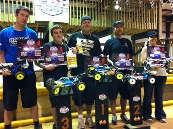 "Team Losi Racing ""Brings The Heat"""