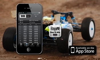 Live RC Racing In Your iPhone With iLapR