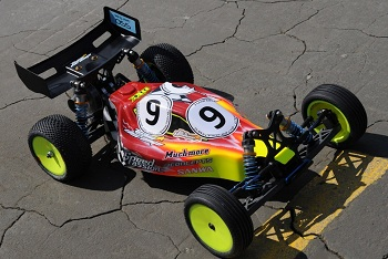 IFMAR Worlds: Team Durango Prototype DEX210 2WD Buggy