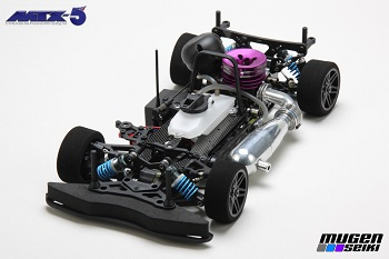 1st Look At Mugen's New MTX-5 1/10 GP Touring Car