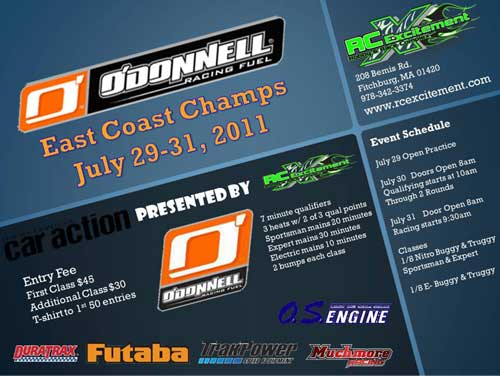 O'Donnell Racing Fuel Off Road Challenge